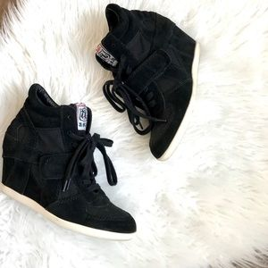 ASH Bowie Wedge Sneaker Shoes